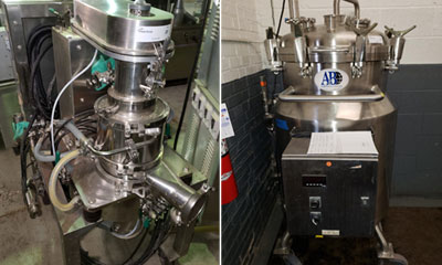 Auction: Pharmaceutical Processing & Packaging Equipment