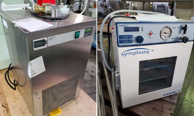 Auction: Equipment from a Leading Global Biopharmaceutical Company