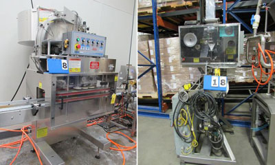 Auction: Pharmaceutical Equipment Surplus to Ongoing Operations of Formulife