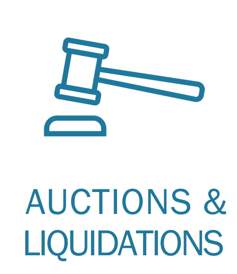 Auctions and Liquidations